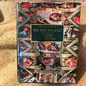 Book: Michelangelo by William E. Wallace